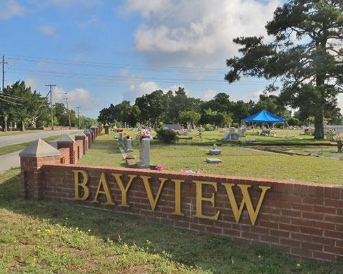 Bayview, North Carolina, USA.