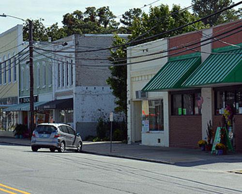 Belhaven, North Carolina, USA.